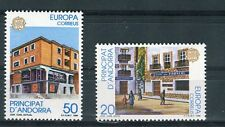 Andorra Spagnola 1990 serie Europa edifici postali MNH