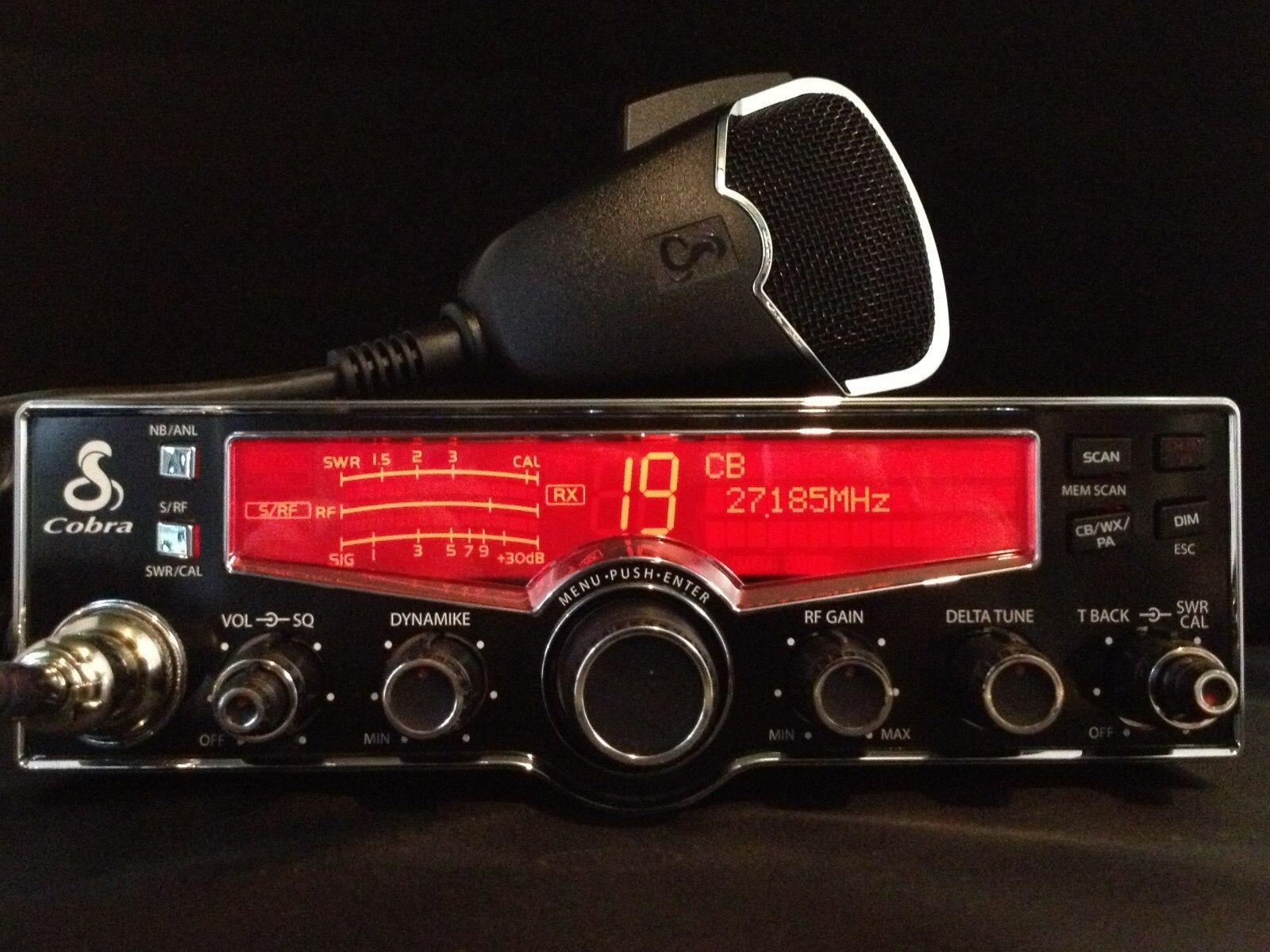 Cobra 29 LX CB Radio - PERFORMANCE TUNED + RECEIVE ENHANCED. Buy it now for 209.95