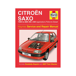 citroen saxo 1 0 1 1 1 4 1 6 petrol 1 5 diesel 96 04 n to 54 reg rh ebay co uk citroen saxo maintenance manual citroen saxo owners manual free download
