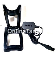 Rq12 3d Charger Stand Combo For Philips Norelco 1250x 1255x 1260x 1280x 1290x