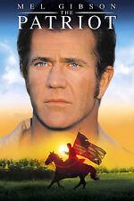 "THE PATRIOT (2000) Movie Silk Fabric Poster 11""x17"" Mel Gibson"