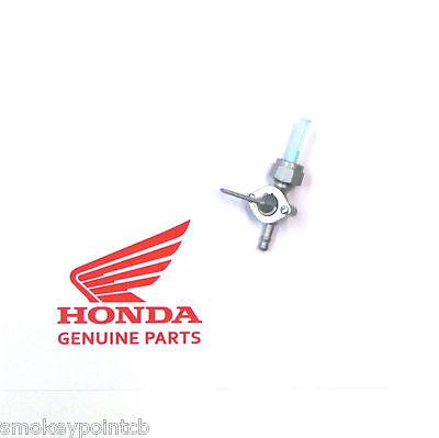 HONDA OEM Z50A PETCOCK Z50 QA50 MR50 GAS VALVE PETCOCK  MINI TRAIL NEW