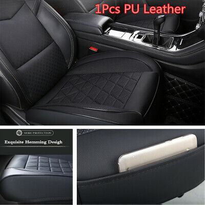PU Leather Comfortable Car 9pcs Standard Edition Front/&Rear Protector Seat Cover