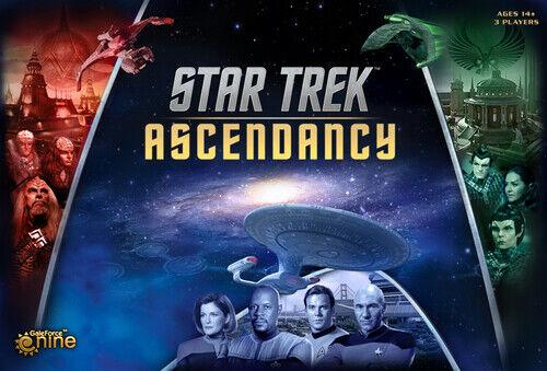 Star Trek - Ascendencia - Juego de Mesa de Estrategia
