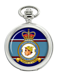 3-Radio-School-Compton-Bassett-RAF-Pocket-Watch