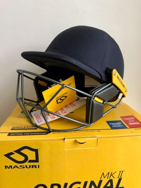 Masuri Original Series Mk ll Test Titanium Cricket Helmet