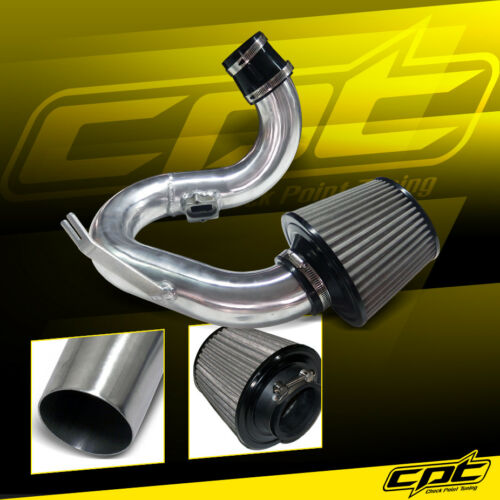 12-18 Chevy Sonic 1.8L 4cyl Polish Cold Air Intake Stainless Steel Air Filter