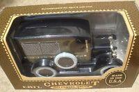 Ertl 1/25 Chevrolet 1923 Postal Truck Locking Bank W/certificate Of Authenticity