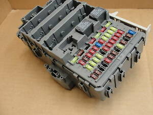 110008 honda accord hybrid ex l 14 interior fuse box wiring oem rh ebay com 1998 honda accord fuse box wiring diagram