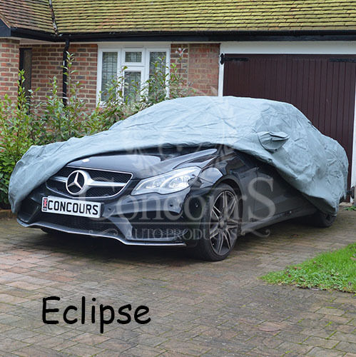 W212 Years 2009-2015 Breathable 4-Layer Car Cover Mercedes E-Class Saloon