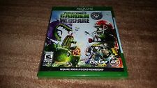 PLANTS VS ZOMBIES GARDEN WARFARE 1 MICROSOFT XBOX ONE BRAND NEW SEALED XBONE!