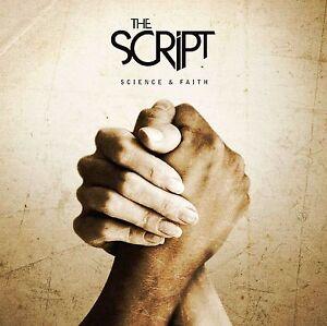 THE-SCRIPT-NEW-SEALED-CD-SCIENCE-amp-FAITH-DANNY-O-039-DONOGHUE