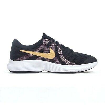 Girls Kids Nike Revolution 4 SH GS