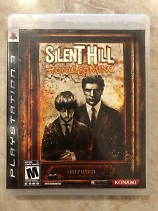 Silent-Hill-Homecoming-Sony-Playstation-3-PS3-Disc-w-Case