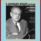 Bruckner: Symphony No. 3; Mahler: Symphony No. 2 (CD, Nov-2012, 2 Discs, Music & Arts)