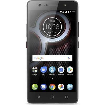 Lenovo K8 Plus Venom Black 32GB 3GB-4G -Certified Refurbished -Good Condition