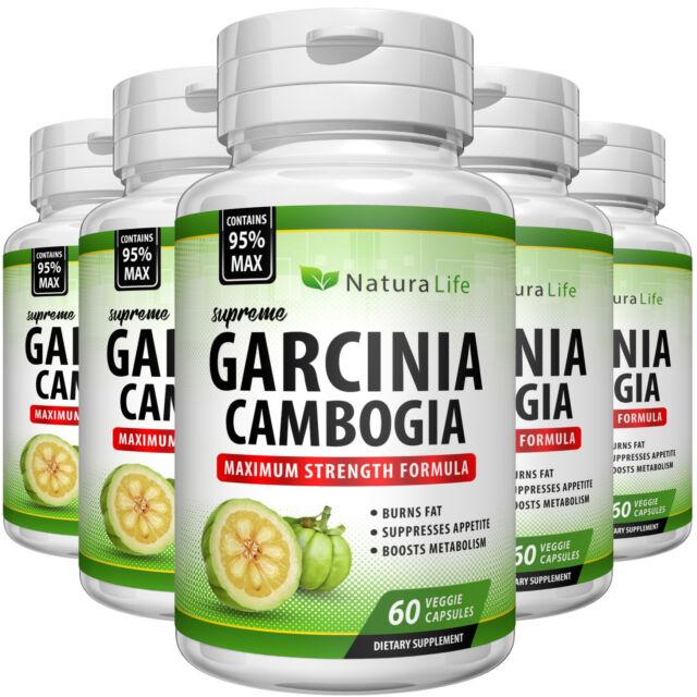 3000mg Daily Garcinia Cambogia Natural Detox Slimming Keto Weight Loss Diet Pill