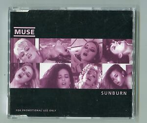 MUSE-PROMO-cd-maxi-SUNBURN-2000-4-Track-CD-incl-info-sheet-live-track