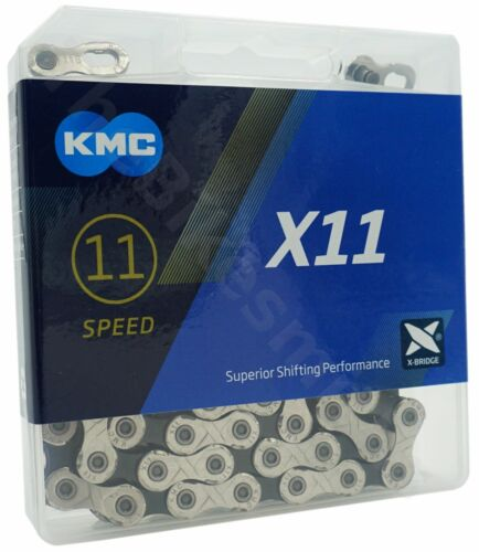 Bicycle Chain KMC X11 11-Speed 116 Links Bikes