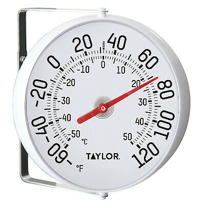 5159 5-1/4-Inch Diameter Outdoor Thermometer
