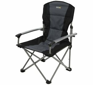 Regatta-Forza-Chair-Campingstuhl-bis-150-kg-feste-Armlehne-UVP-79-95-Saison-2019