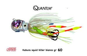KABURA QUANTUM SQUID KILLER 60 GR BIANCO