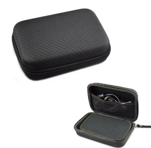 Gps llevar Funda En Color Negro Para Garmin Nuvi 30 40 40lm GPS sat Nav