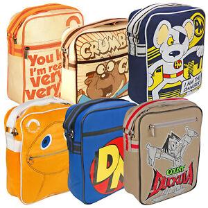 School College Sport Ideal Gift Present Him Her Funky Retro Shoulder Bag