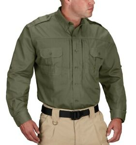 Propper-Men-039-s-Tactical-Shirt-Long-Sleeve-F5312