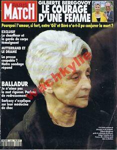 Paris-Match-n-2295-20-05-1993-Gilberte-Beregovoy-Guy-de-Rothschild-John-Irving