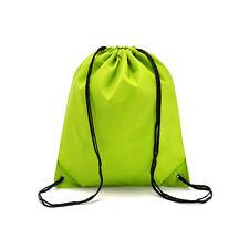 Waterproof Drawstring Gym Bucket Bag Swimming Traveling Kids Sport Backpack c5bf70e891486