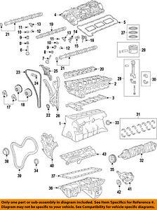 image is loading bmw-oem-2015-m3-engine-crankshaft-crank-main-