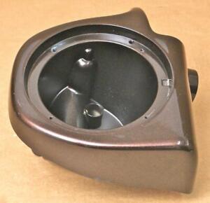 Harley-CVO-Beinschild-Speaker-Box-Lower-Fairing-Konsole-Touring-Electra-Glide