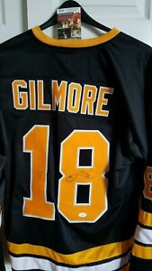 quality design 5800d 55430 Details about ADAM SANDLER HAND SIGNED CUSTOM HAPPY GILMORE BOSTON BRUINS  JERSEY WITH JSA COA