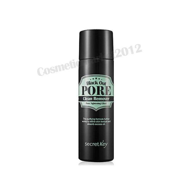 [SECRET KEY] Secretkey Black Out Pore Clean Remover 100ml Free gifts