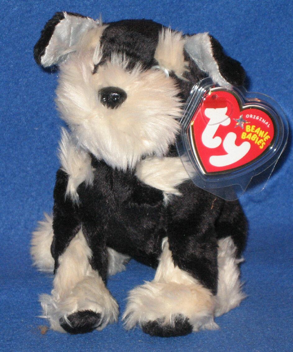 TY PRETZELS PRETZELS PRETZELS the DOG BEANIE BABY - MINT with MINT TAGS 842344