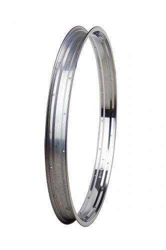 Jante Alu 26 pouces 57 mm poli miroir