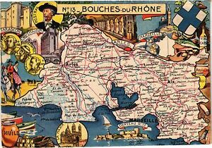 Cpa Bouches Du Rhóne (189105) Fsm1lhby-07234408-943698561