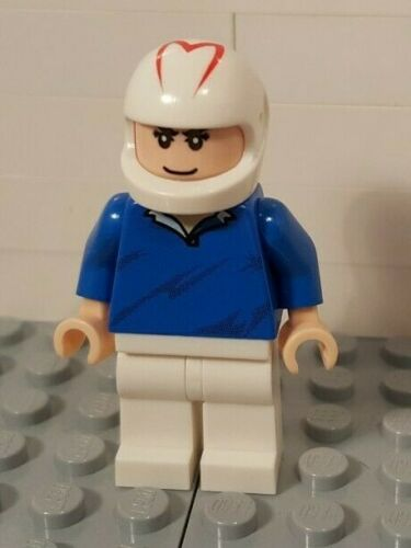 Lego Speed Racer Minifigure sr001 Set 8158