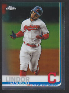 Topps-Chrome-2019-68-Francisco-Lindor-Cleveland-Indians