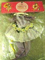 Tonner Effanbee Fancy Nancy Butterfly Birthday Outfit Nip