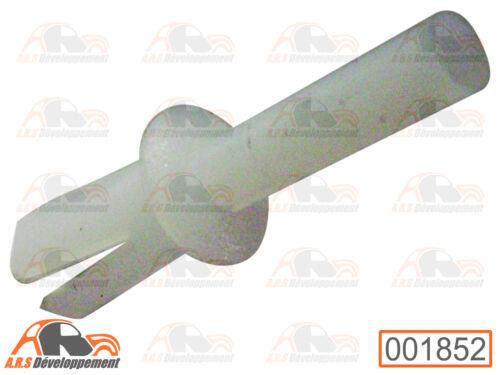 RIVET en plastique 4,5 mm pour montant de porte de Citroen 2CV 1852