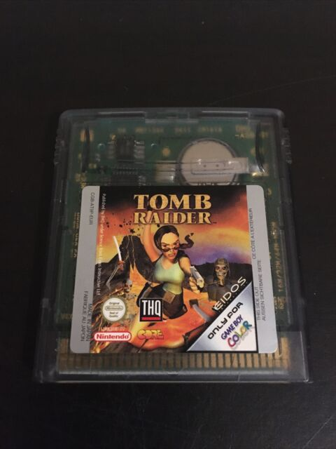 Tomb Raider pour Game Boy Color