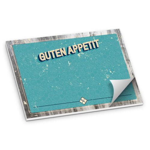 50x itenga tischset Support BBQ Retro Barbecue Dina 3 platzset papier balcon