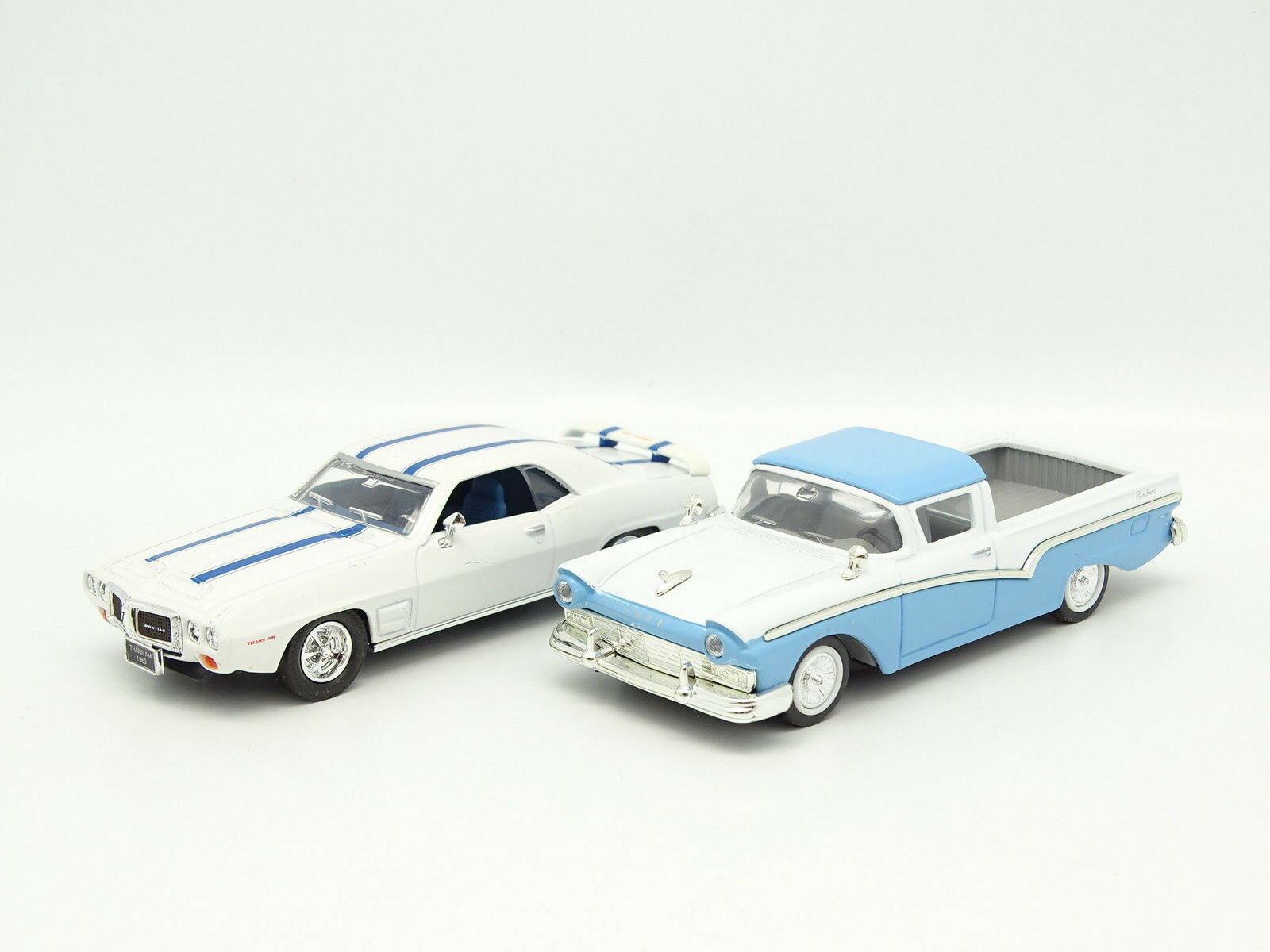 Yatming SB 1 43 - Set Set Set di 2   Ford Ranchero + Pontiac Firebird f08cac