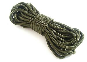 MFH Rope 5mm Police Security Emergency Cord Military Army Hunting Cord Coyote