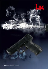Heckler & Koch H&K HK Pistol P30 Smoke Large Poster PM7 VP9 p2000 Mark23