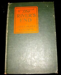 THE-RIVERS-END-1919-JAMES-OLIVER-CURWOOD-WESTERN