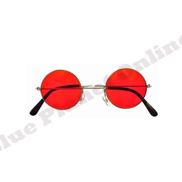Heart Shaped Glasses Pink Lens Peace Love Hippy 60/'s Flower Power Sunglasses