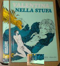 Volume cartonato Valentina nella stufa  - 3° edizione 1991